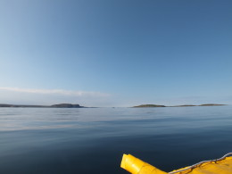 острова Лицкие, большой и малый