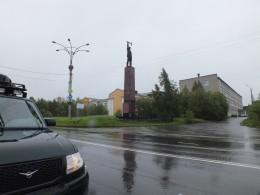 Мончегорск – город металлургов.