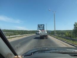 Мост через р. Сура