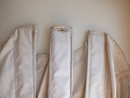 Латы вшиты в лат-карманы