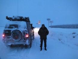 Через 30 метров мы на Ямале