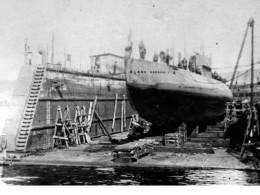 Подводная лодка в Беломорканале