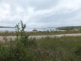 Встали на острове Сиговец