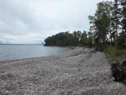 Северо-восточная сторона острова Пальяк