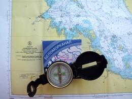 Папиросы и компас, как резервная система навигации в Беломорканале