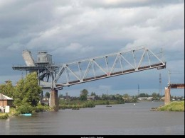 Разводка моста