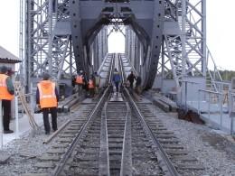 Механизм моста