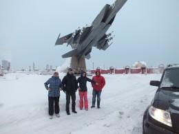 Перехватчик МиГ-25