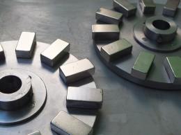 Важно: толщина диска = толщине магнита.