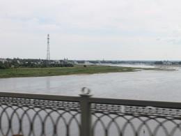 Здесь, на слиянии рек Сухона и Юг, рождается Северная Двина