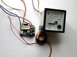 Измерительная головка 75 mv, датчик и преобразователь сигнала