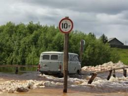 Мост через Кулойский канал  29 июня 2014 г. фото – https://sanatatur.ru/