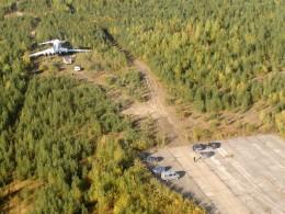 Аварийная посадка в Ту-154 в Ижме
