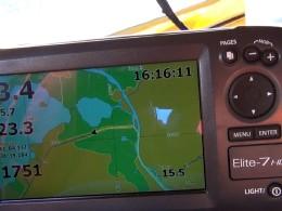 Первый километр по Онежскому каналу