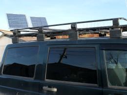 Солнечные батареи на авто
