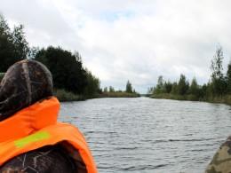 Протока в озеро Великое