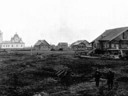 Пустозерск 1909. Фото: Wikipedia