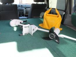 Комплект мотор и аккумулятор