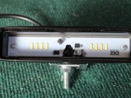 Светодиодный прожектор 12-24 Вольт 36 Ватт