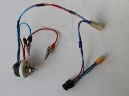 Проволочный резистор 100 Ом 100 Вт.