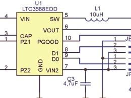Схема включения LTC3588