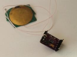 Генератор электроэнергии на м/сх LTC3588