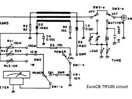 Схема ТМ-100
