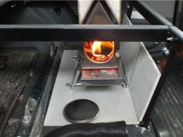 Теплоизоляция печи в Патриоте