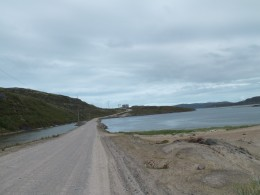 Дорога в Лодейное