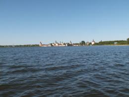 Кириллово – Белозёрский монастырь