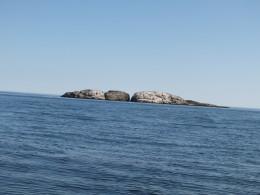 Один из островов архипелага