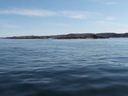 Пара безымянных островков