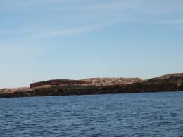 Остров Нокуев - гиблое место