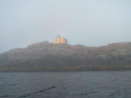 Вот и Териберский маяк, почти дома