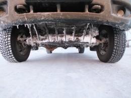 Защита рулевых тяг