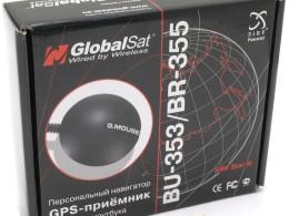 Упаковка GPS приёмника