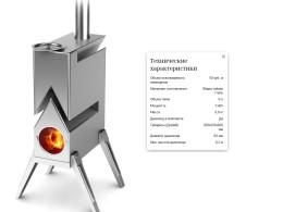 Дровяная печь Термофор