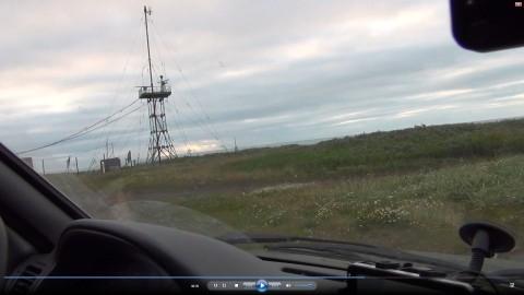 Лишь антенны РЛС отбивают весь окрест, и от нашего ПатрА...