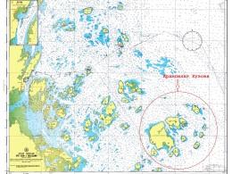 Архипелаг Кузова в Белом море состоит из 16 островов