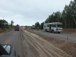 В Вологодской ремонтные работы