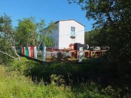 Здание пограничной заставы