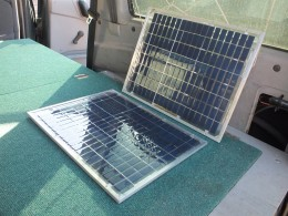 Солнечные батареи 18v 1а каждая
