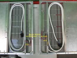 Диоды установлены в самих панелях