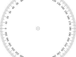 Шаблон разметки ротора и статора