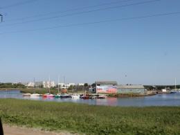 Яхт-клуб в Северодвинске