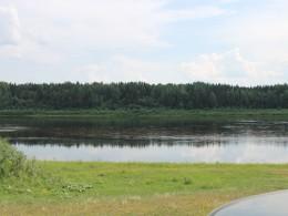 река Пинега