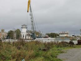 Смотровая площадка в виде маяка