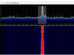 Звуковой сигнал цифрового ТВ DVB-T2