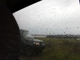 ... дожди здесь обычное явление.
