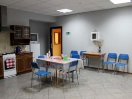 Гостиничная кухня/столовая